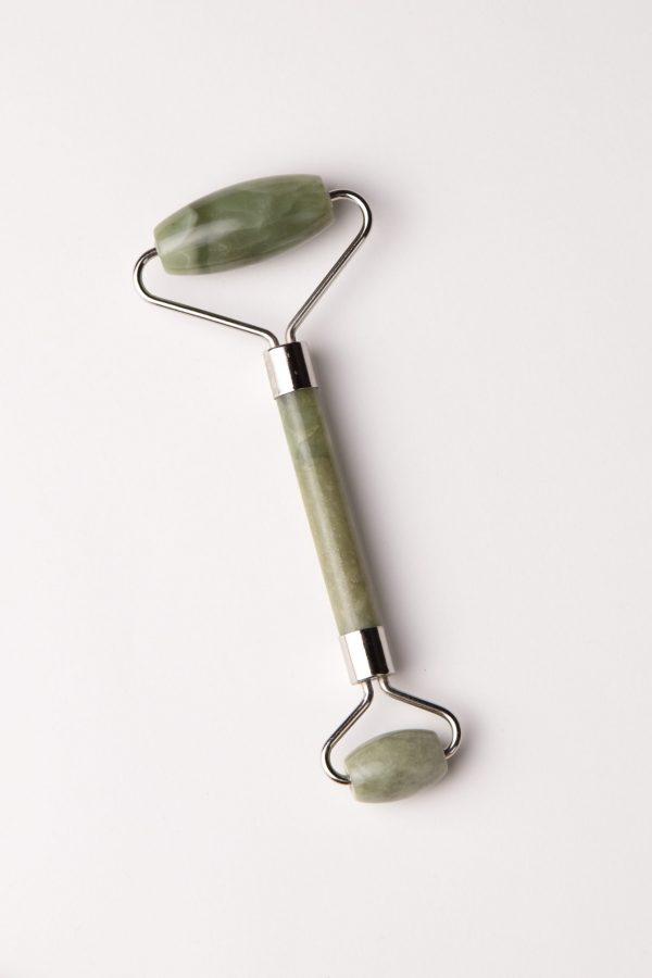 Rodillo doble liso de jade