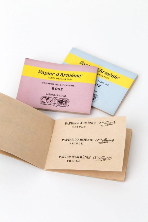 Pack Papier d'Armènie